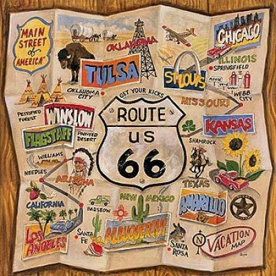 ¿Por qué la Ruta 66 es tan importante para los viajeros? (1/2)