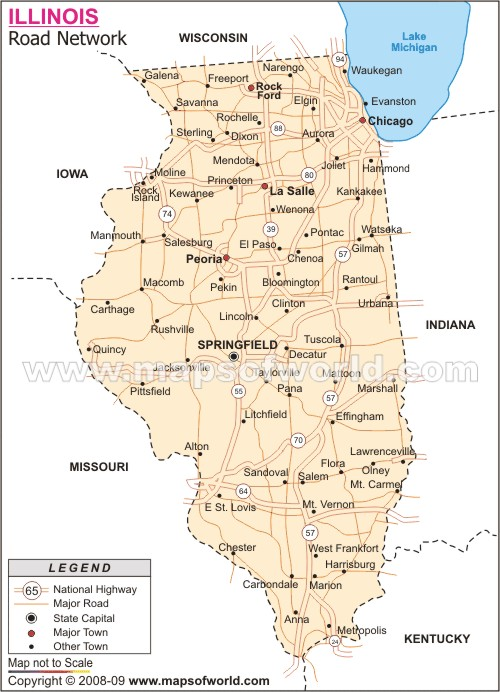 Mapa De Illinois World Map Weltkarte Peta Dunia Mapa Del - Mapa de illinois