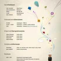 Currículum Vitae original