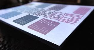 Curriculum original para diseñadores o creativos