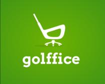 Inspiración para logos golf