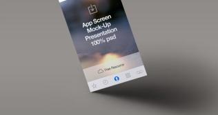 Diseño de apps, mockup