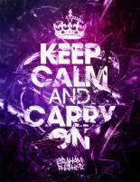 Keep Calm Póster