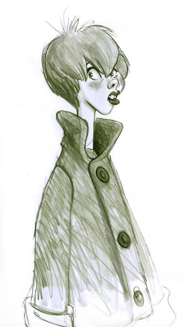 Ilustraciones a boli