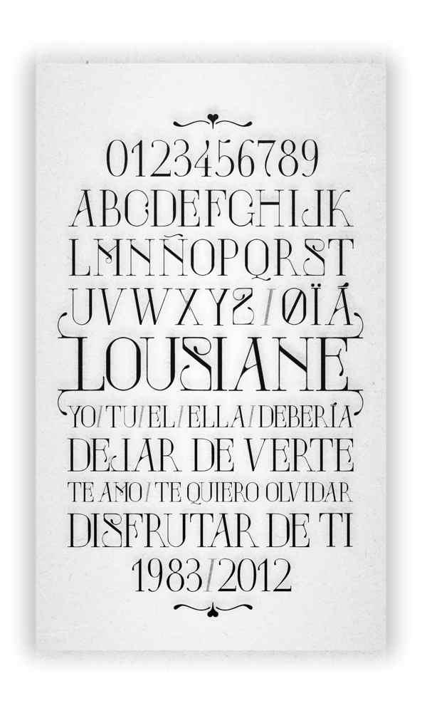 tipografía hand made gratis