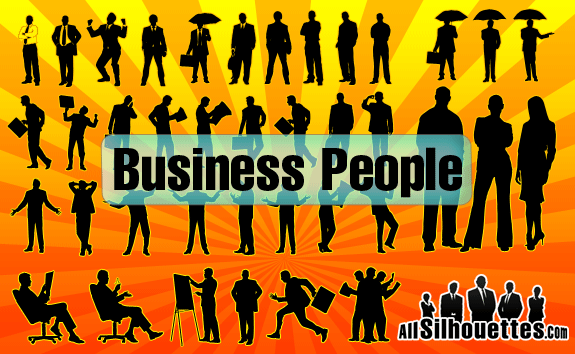 freevectorbusinesspeople