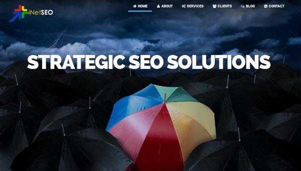 Inspiración para páginas web