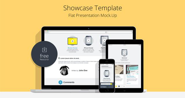 Mockup de diseños responsivos