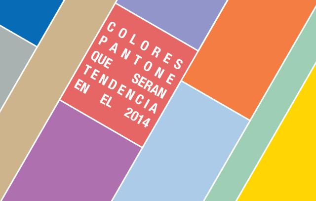 Tendencias de diseño 2014