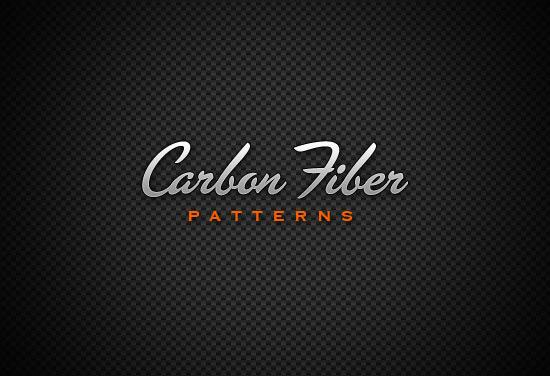 Patrones Fibra de Carbono