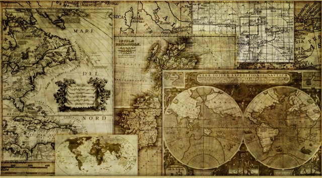 pinceles de mapas para photoshop