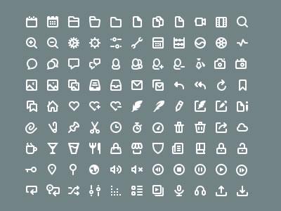 sets de iconos free