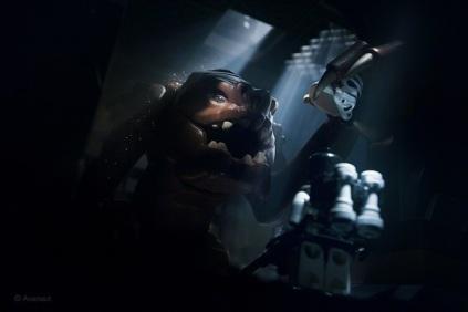 starwars con lego