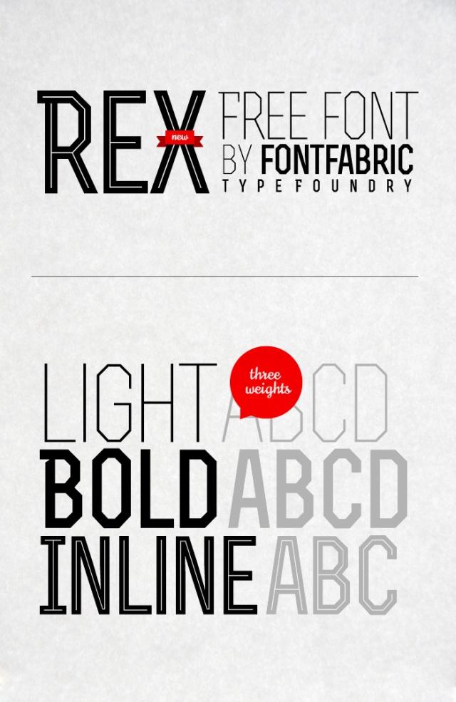 Tipografías inline