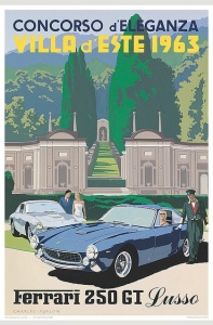 Carteles clásicos vintage