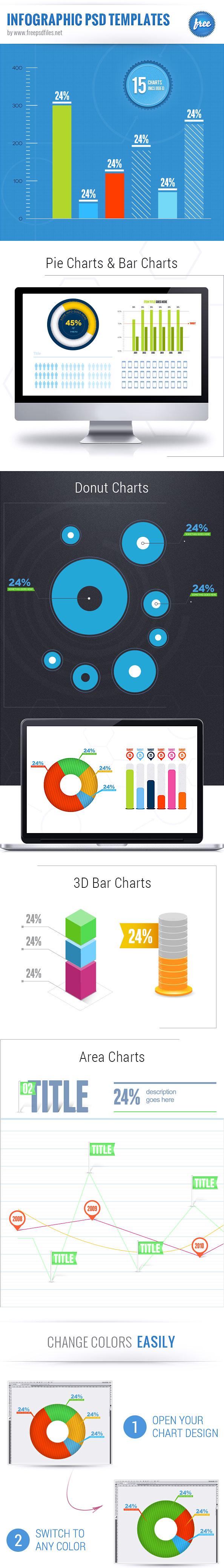 Recursos para infografías