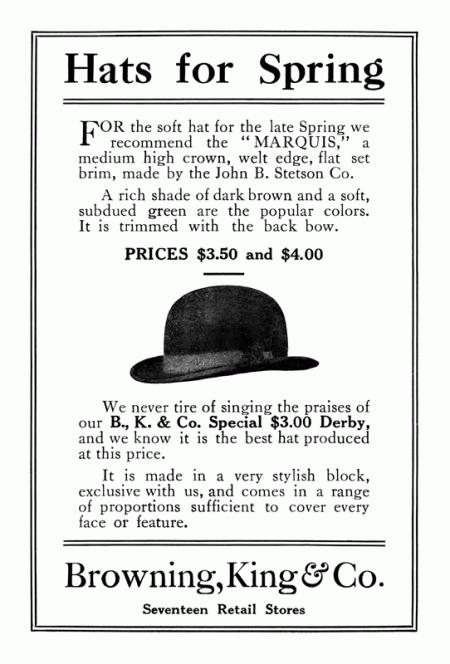 publicidad clásica