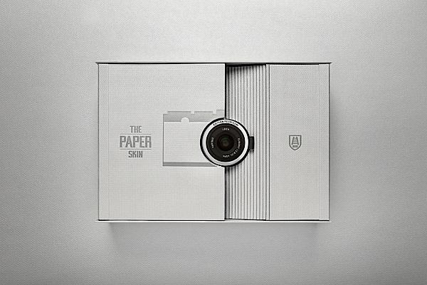 Packaging inspirador leika