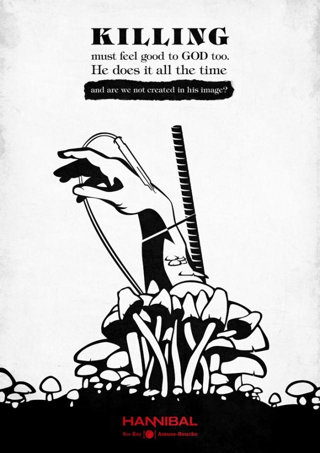 póster de hannibal