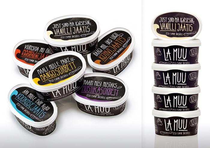 packaging tipográfico
