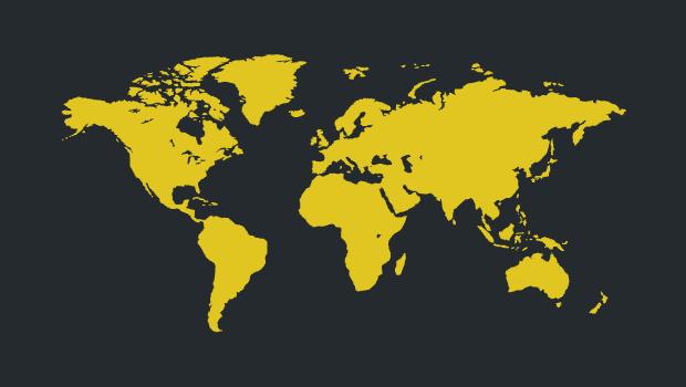 mapamundi vectorial
