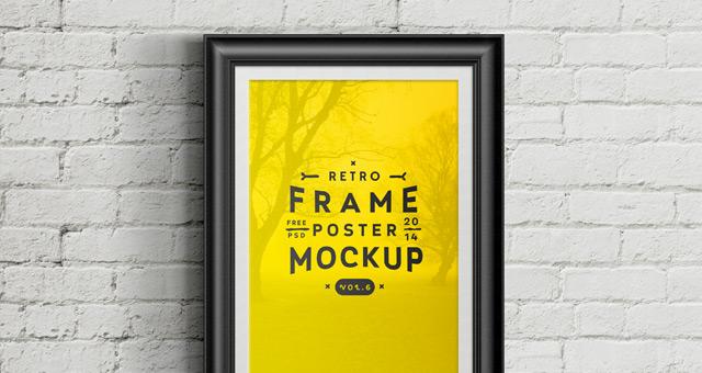 Mockup para pósters