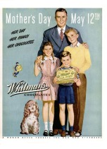 1946. whitman-chocolates-mothers-day