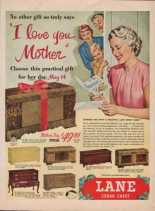 1950. Lane mother's day