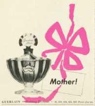 1961. Guerlain Mother's Day