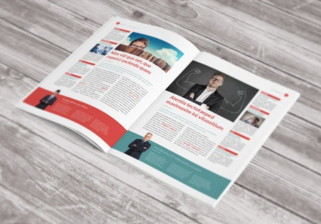 Newsletter indesign gratis