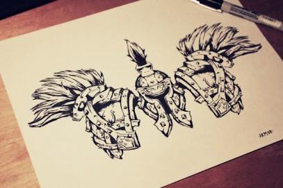 Inspiración para ilustraciones