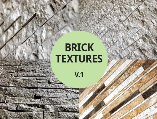 texturas de ladrillos