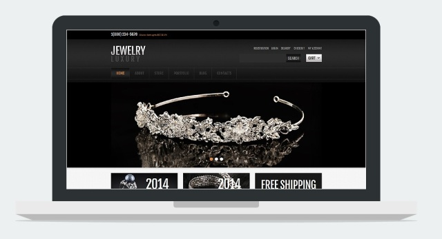 eCommerce theme para wordpress