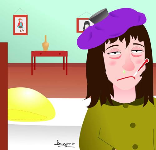 Ilustraciones Ainara García