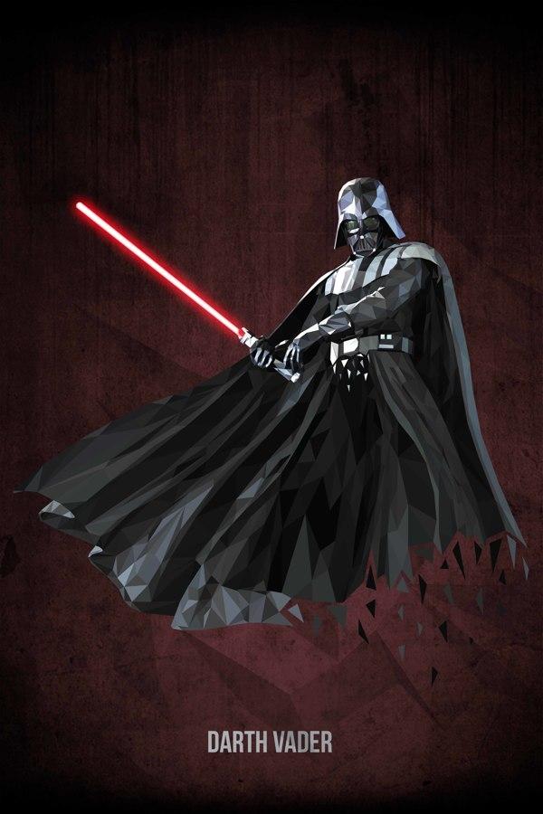 Vader triangular