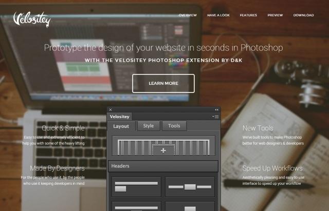 crear frameworks web photoshop