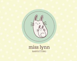 Inspiración para logotipos de conejos