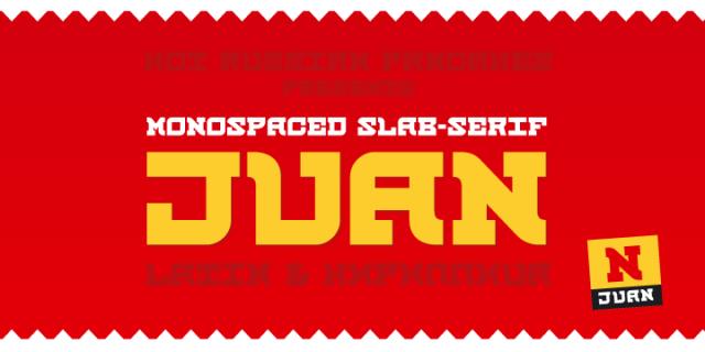 tipografías de calidad gratis