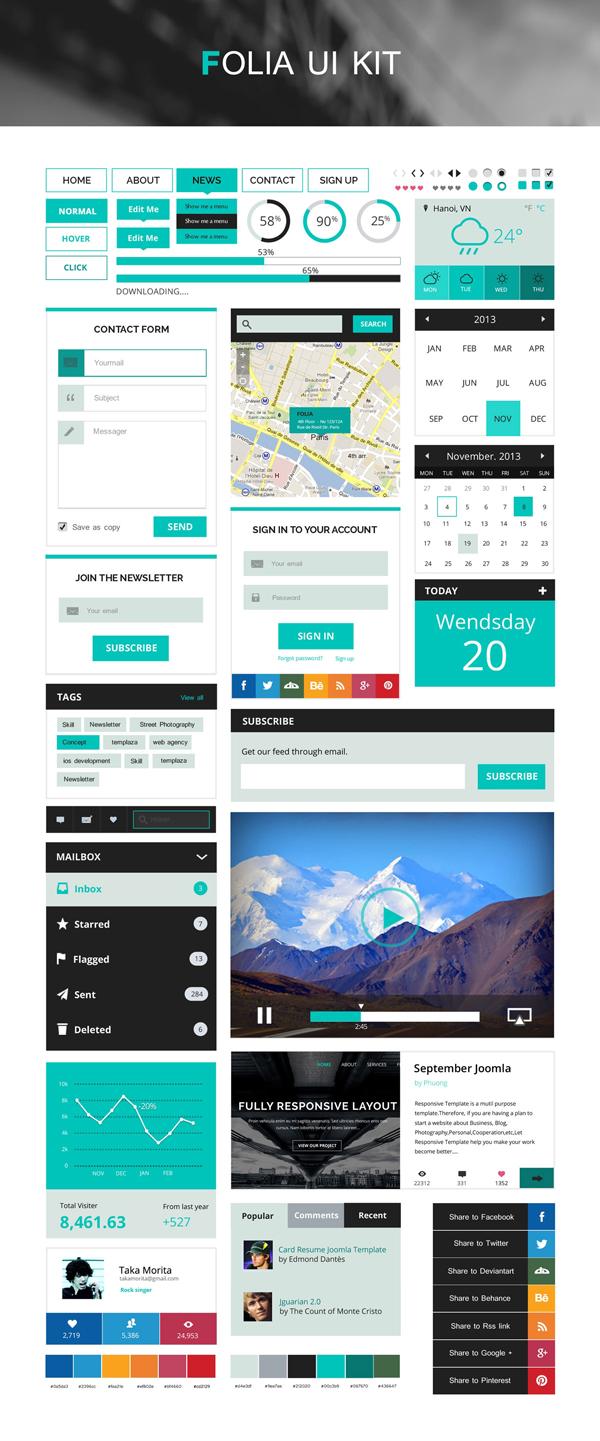 UI Kit gratis