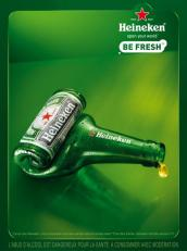 publicidad de heineken