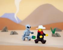 50 estados en LEGO