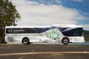 Publicidad en buses