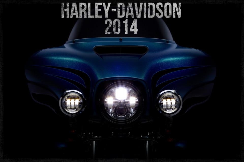 La publicidad gráfica de Harley Davidson (4/6)