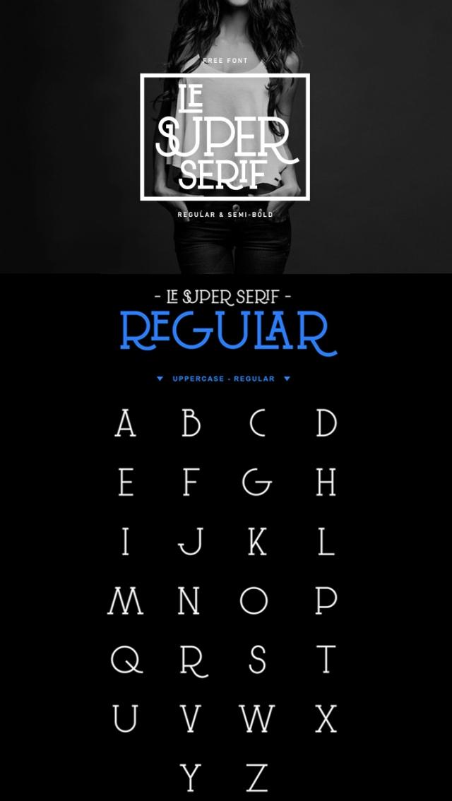 Tipografías minimalistas