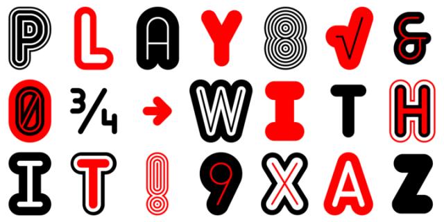 Tipografía gratis My Font