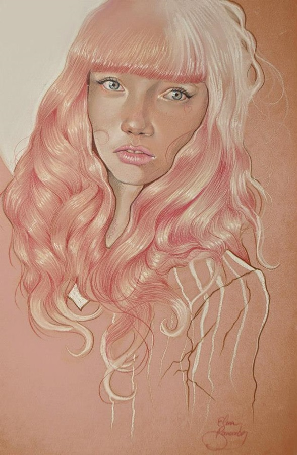 Ilustraciones de Elena Pancorbbo