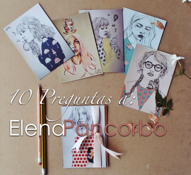 10 preguntas a Elena Pancorbo