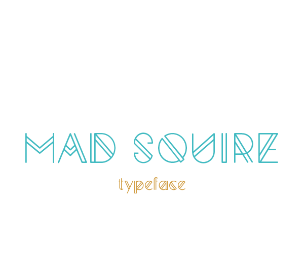 1.Free-Font-Of-The-Day-Mad-Squire