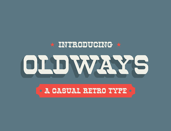 1.Free-Font-Of-The-Day-Oldways