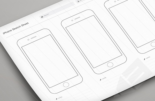 1.Wireframe-Sketch-Sheets